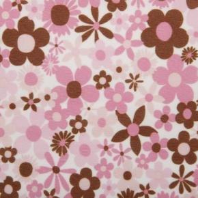PUL Laminate - Mod Floral