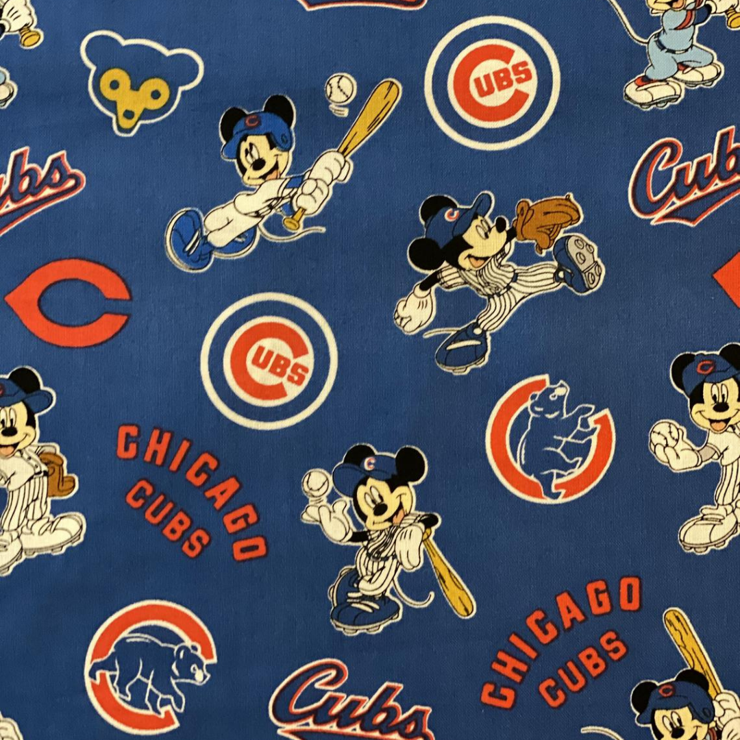 MLB x Disney - Chicago Cubs & Mickey