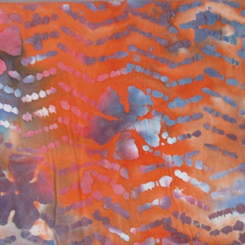 Batik Pattern Print (13100)