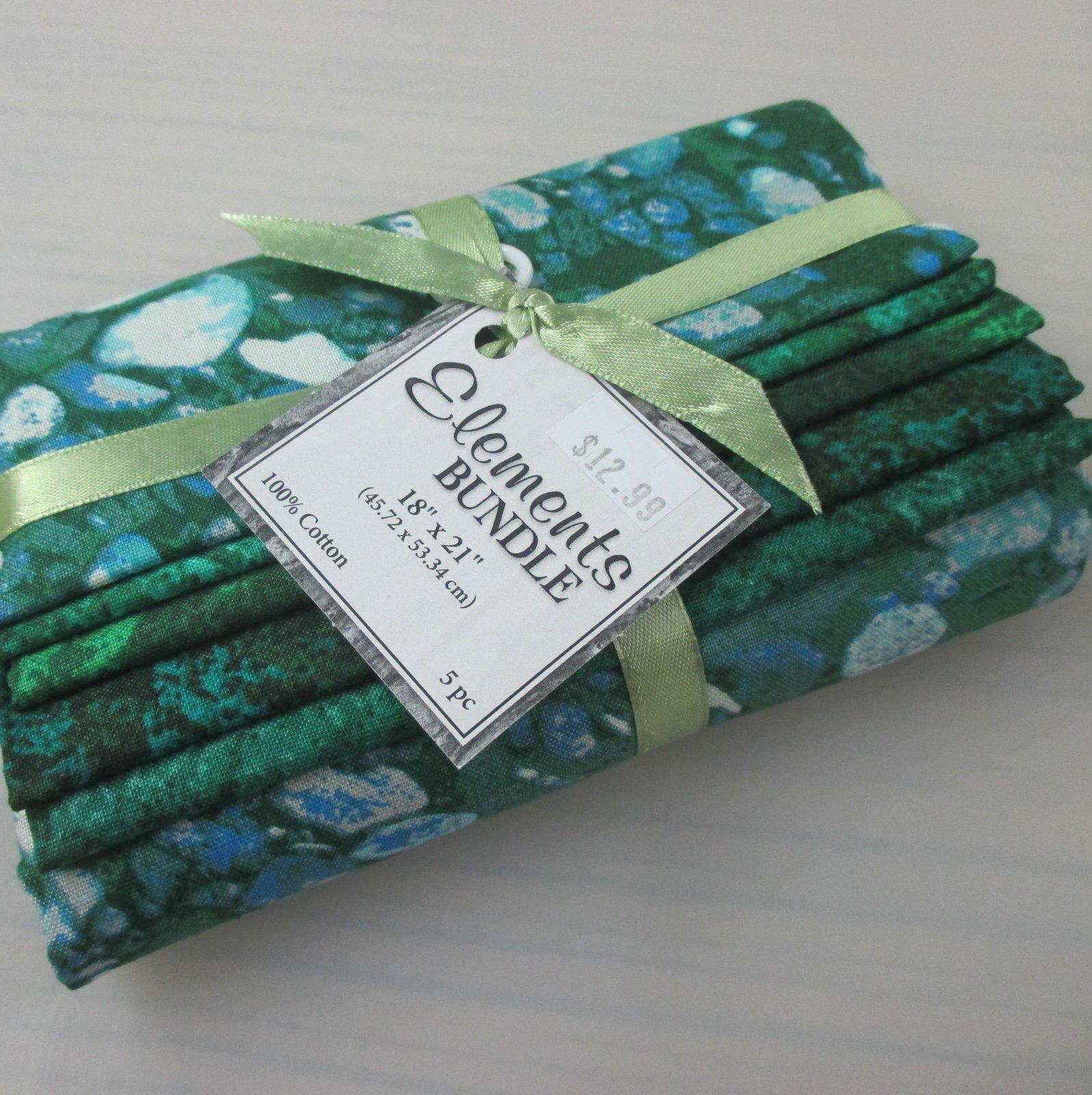 Elements Cool Bundle 1 - Green