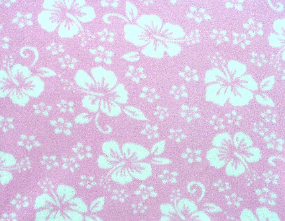 Classic Hibiscus - Light Pink