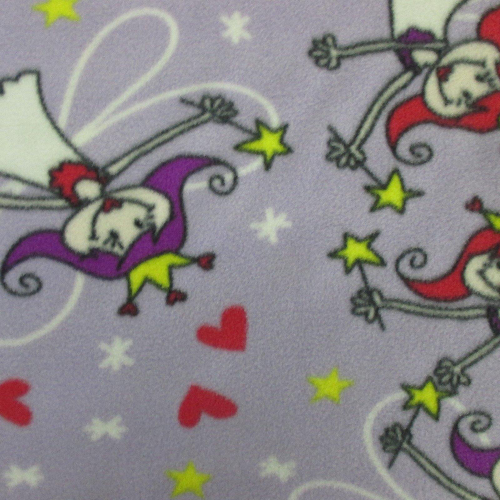 Flying Fairies Fleece