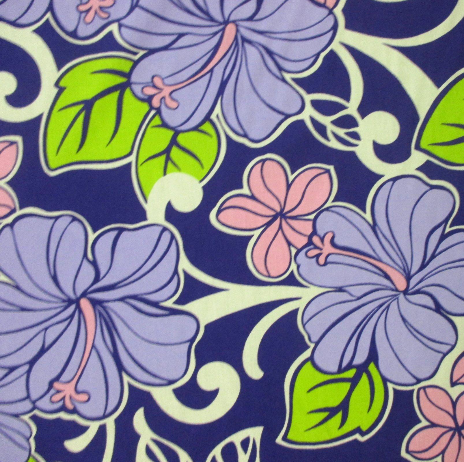 Hibiscus - Purple