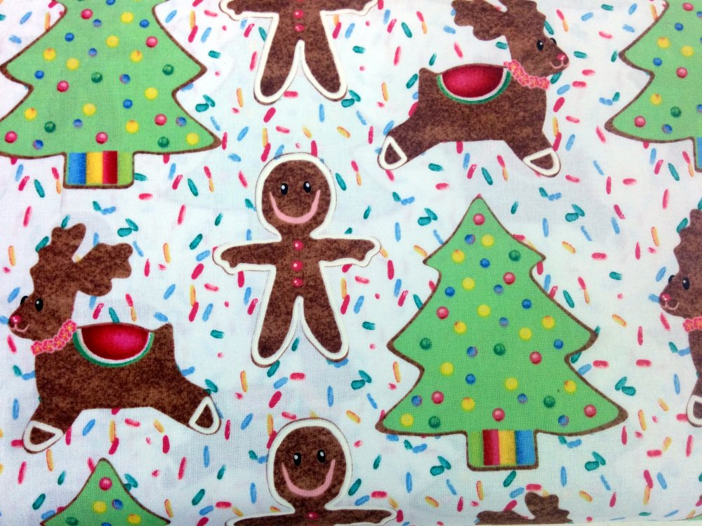 Michael Miller- Cookie Cutouts