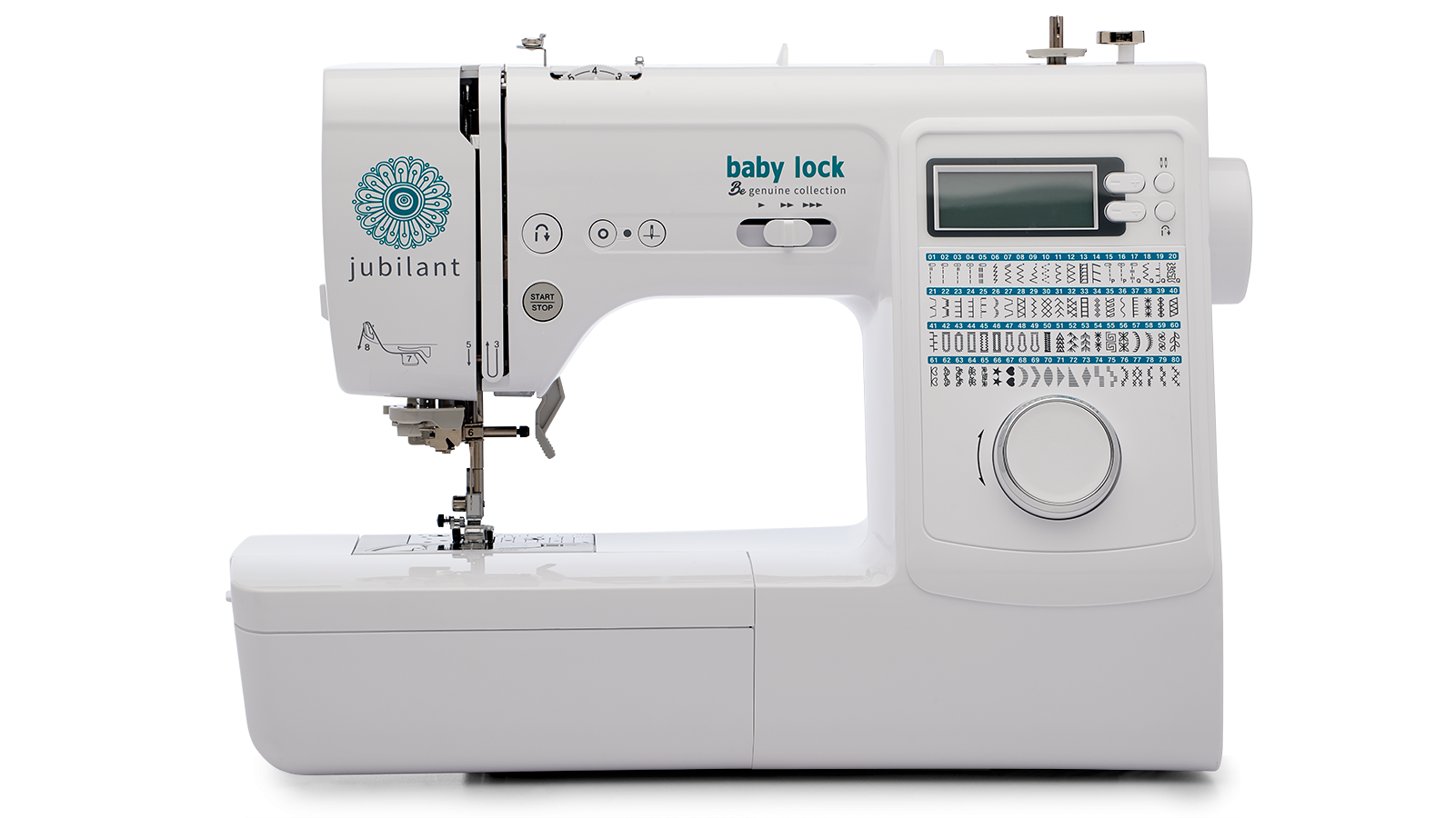 Baby Lock Jubilant (Genuine Collection)