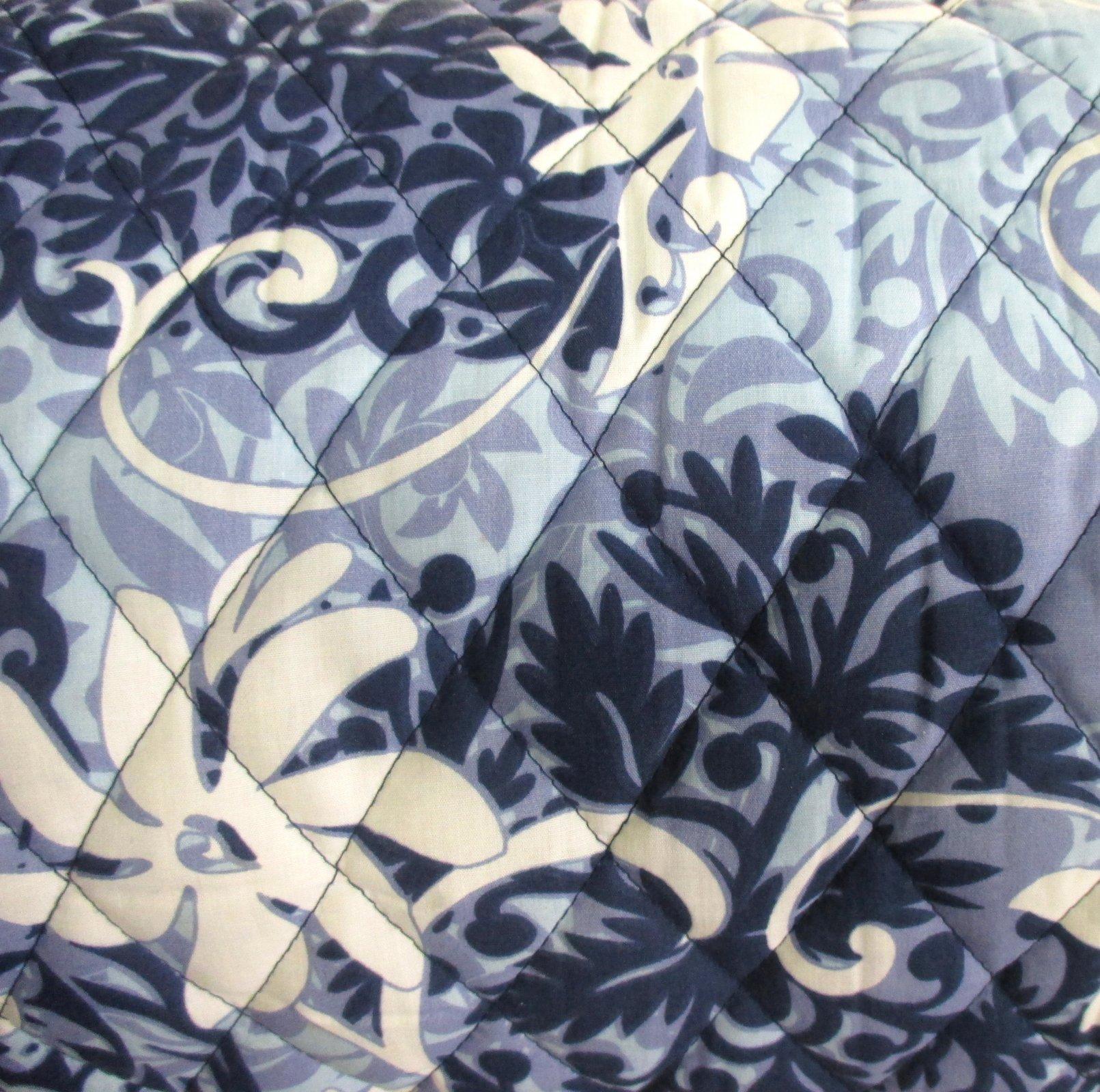 Tiare and Hawaiian Quilt Blocks - Blue