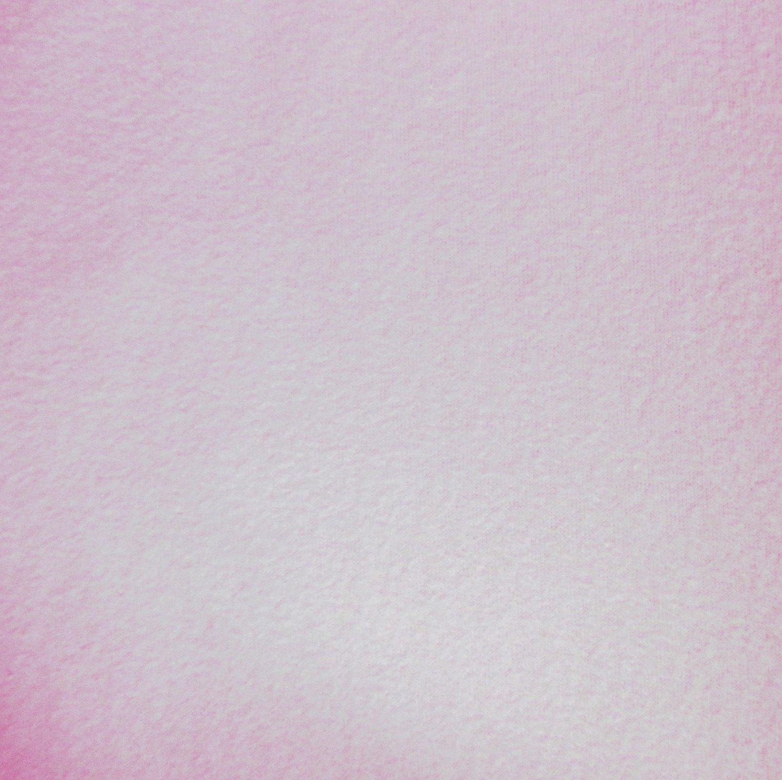 Solid Light Pink Fleece