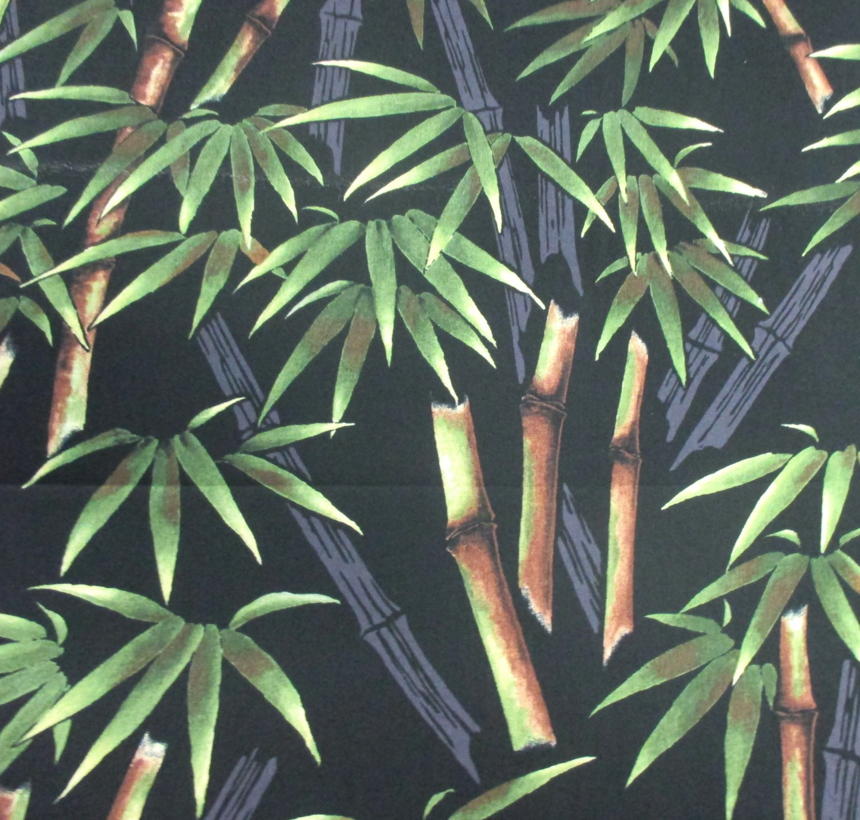 Bamboo - Black