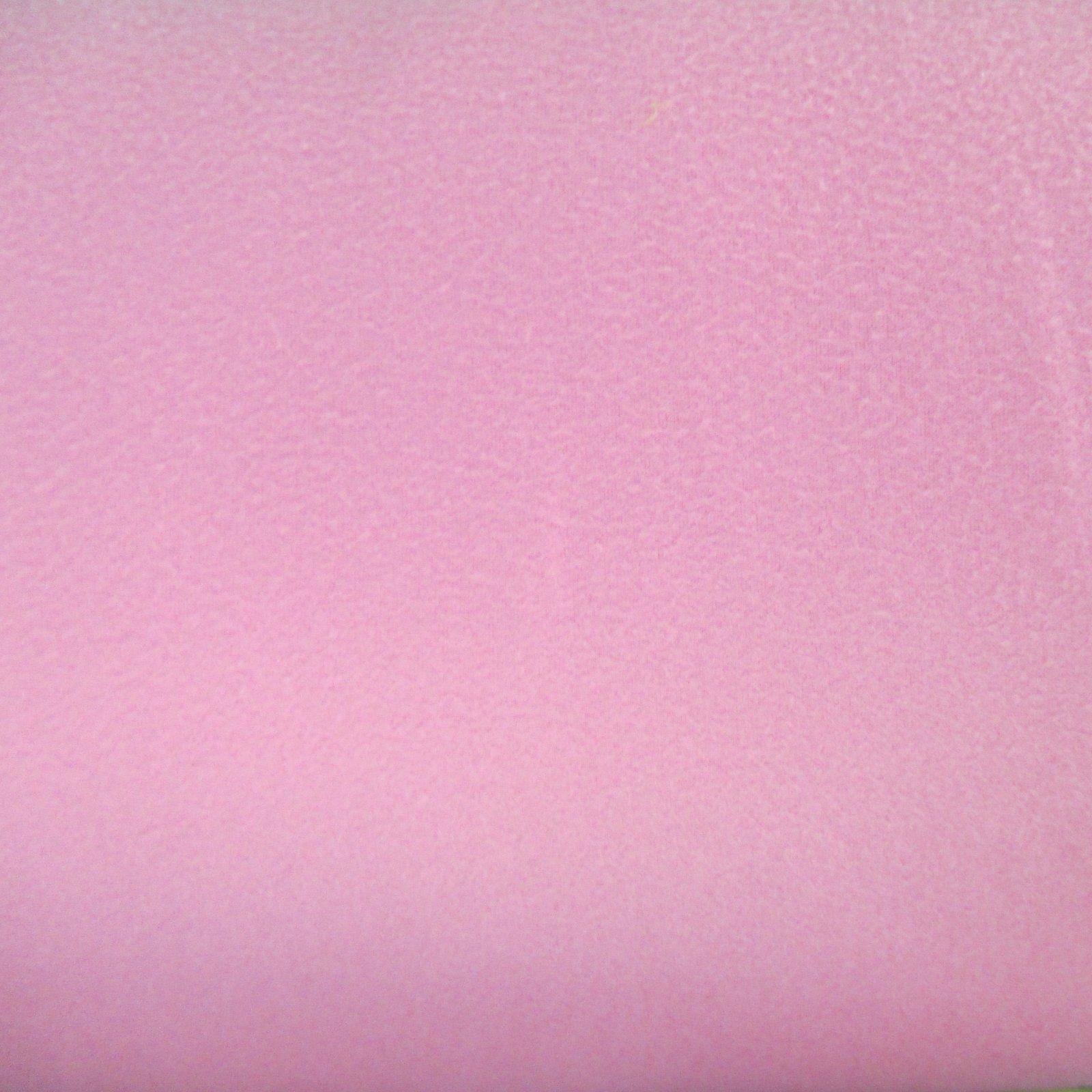 Solid Pink Fleece