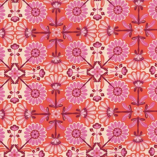 The Sultan's Garden - Flower Blocks - Pink