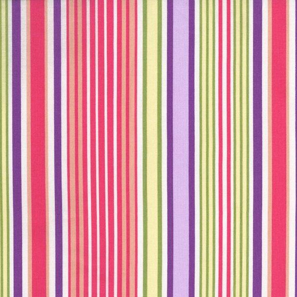 The Sultan's Garden - Stripes - Pastels