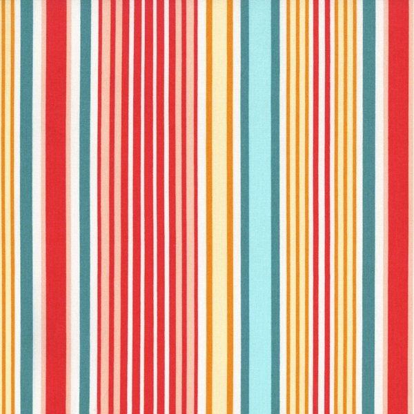 The Sultan's Garden - Stripes - Brights