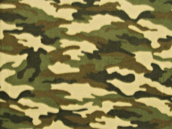 Camouflage Print