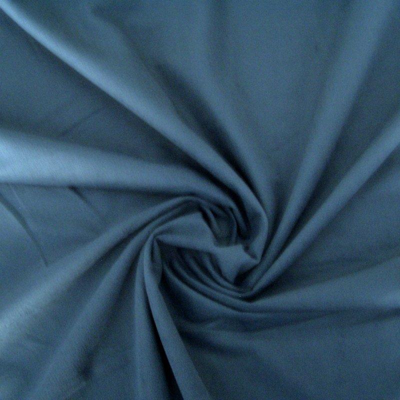 Faux Suede - Slate Blue