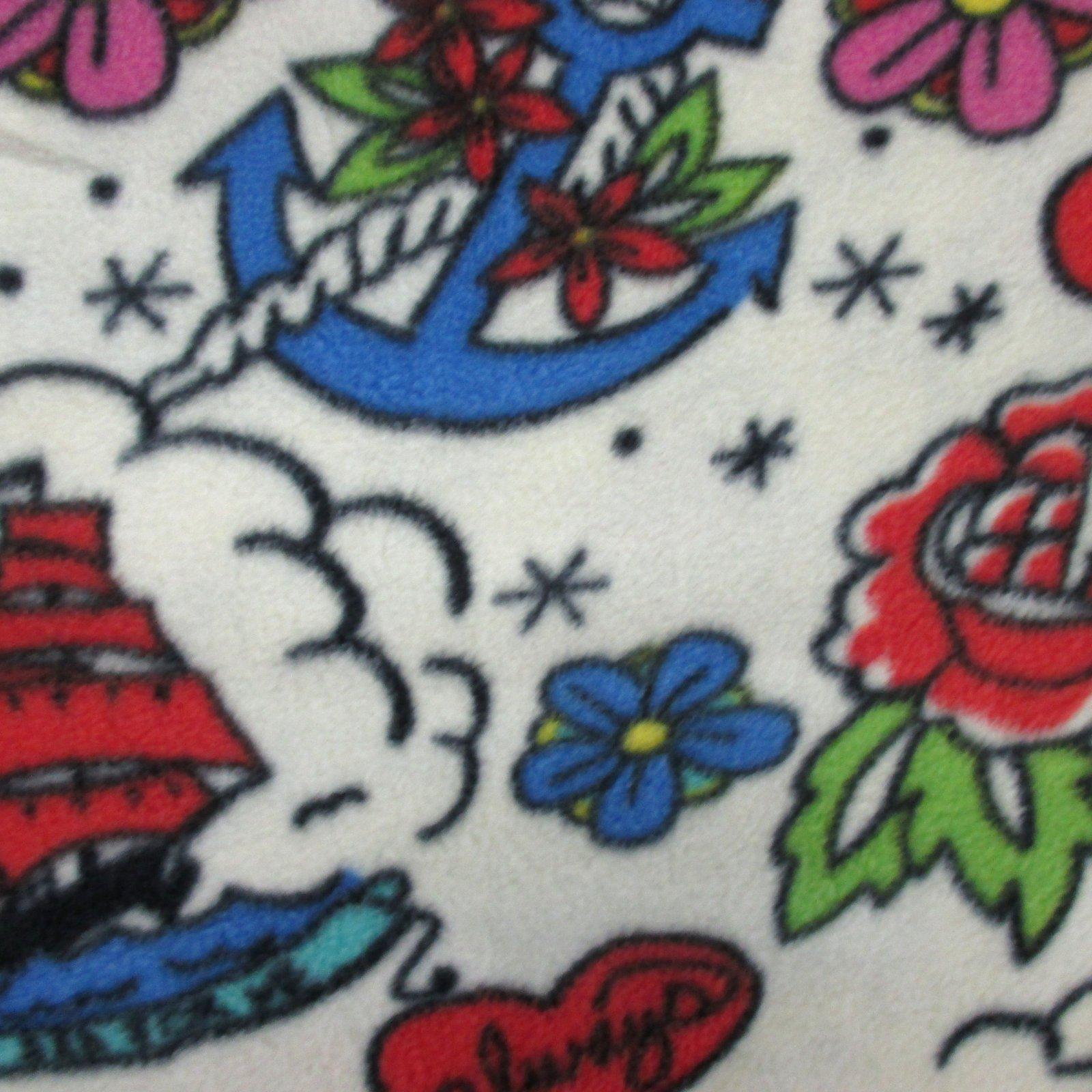 Tattoo Fleece