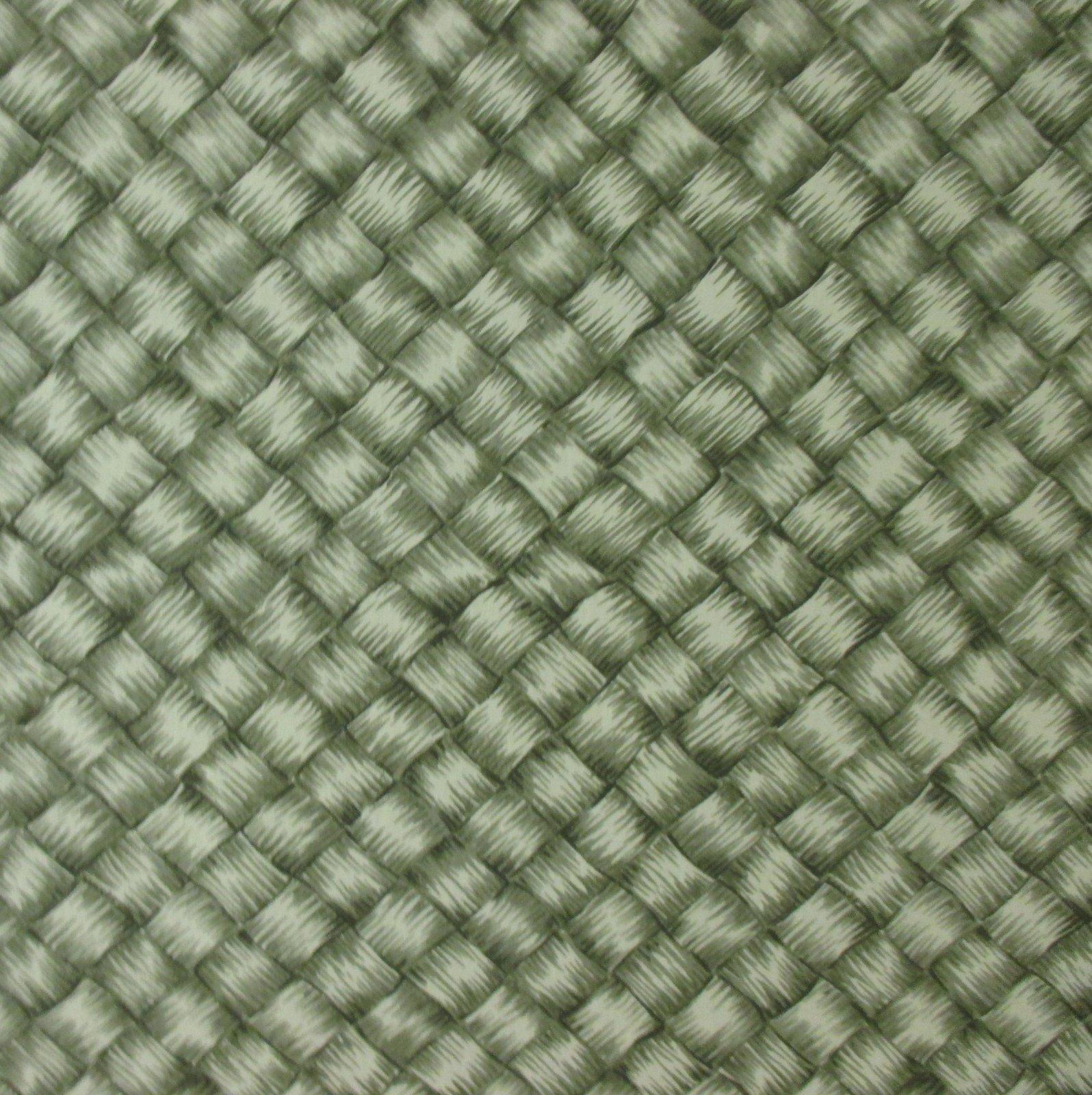 Woven - Green