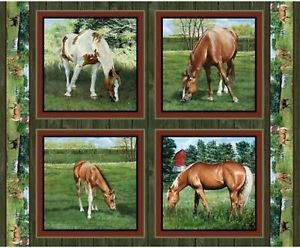 Springs Creative Wild Wings Valley Crest Horse Pillow