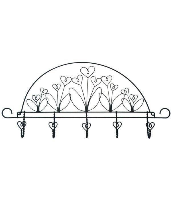 Classic Motifs Hanger 18 - Flower Garden