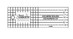 Mini Ruler 2 x 6