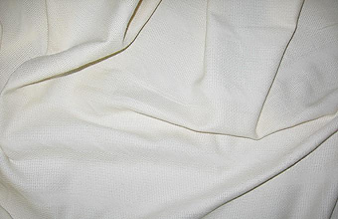 Organic Cotton - Loose Weave