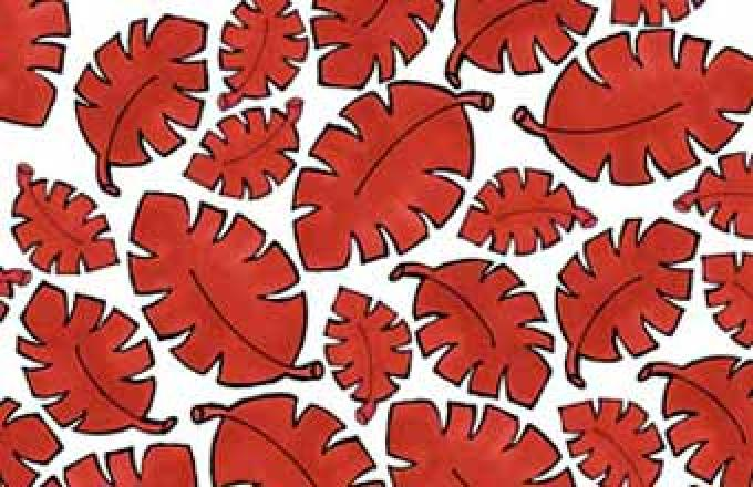 Loralie Designs - Red Bananas