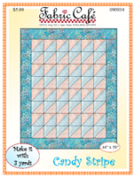 Fabric Cafe - Candy Stripe