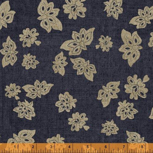 Low Country Indigo Linen
