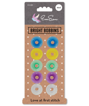 Bright Bobbins -Ever Sewn