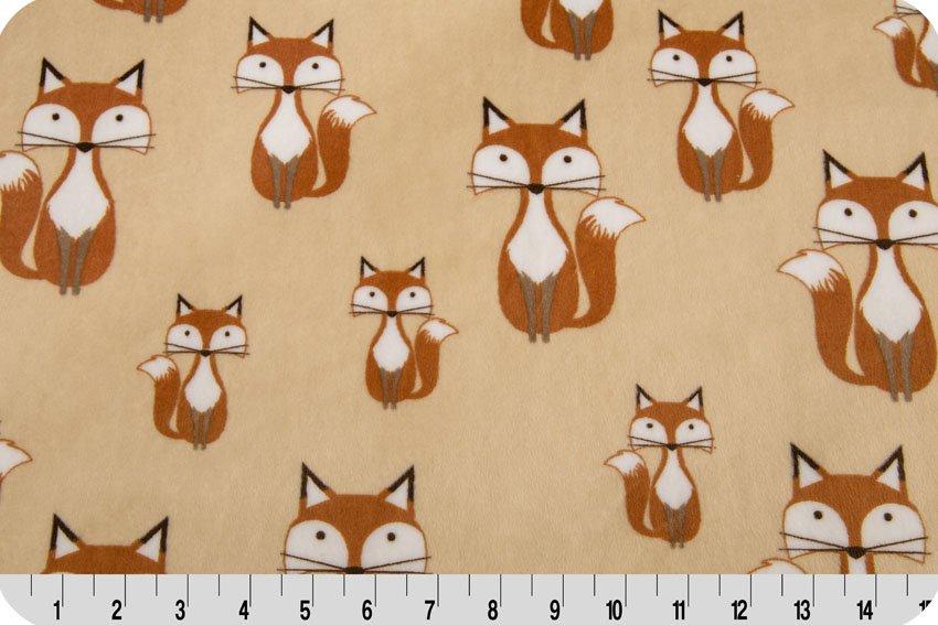 Foxy Tail Cuddle - Beige