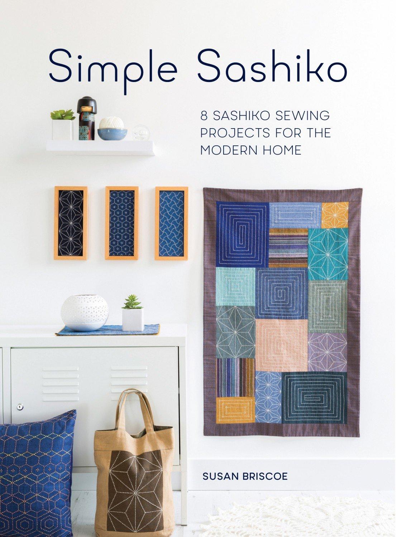 Simple Sashiko 8 Sashiko Sewing Projects