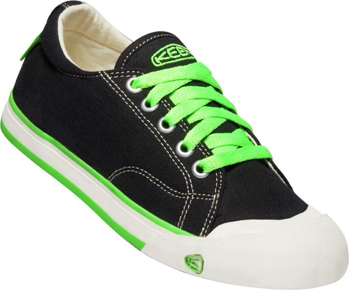 CORONADO III LACE T-BLACK/GREEN FLASH