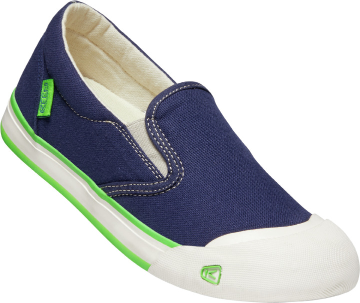 CORONADO III SLIP ON T-BLUE DEPTHS/GREEN