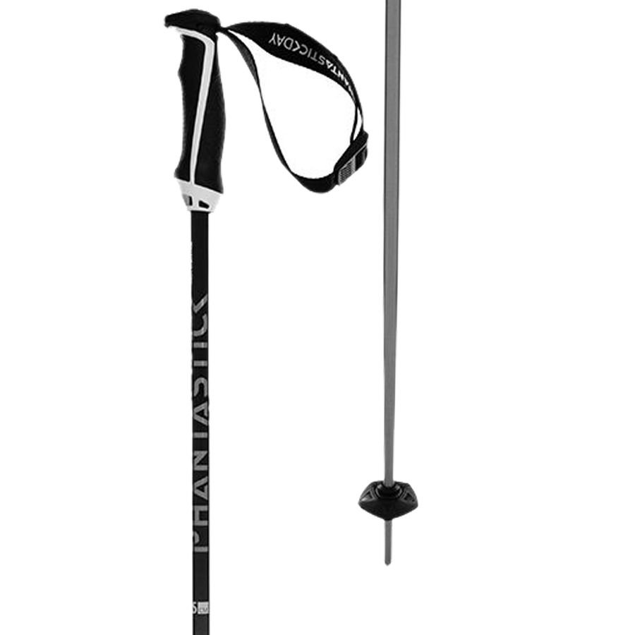 Volkl Phantastick 18mm Poles 19/20 Black