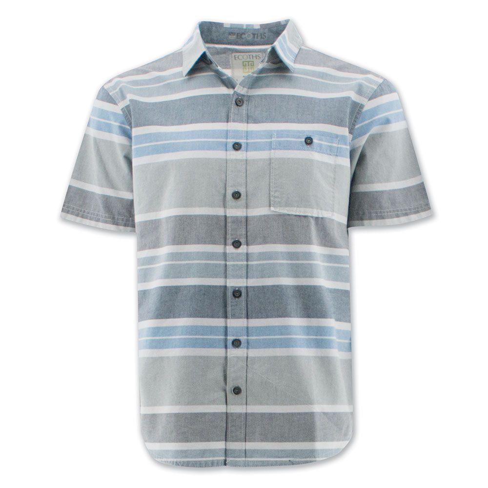Ecoths Men's Crawford Short Sleeve Shirt
