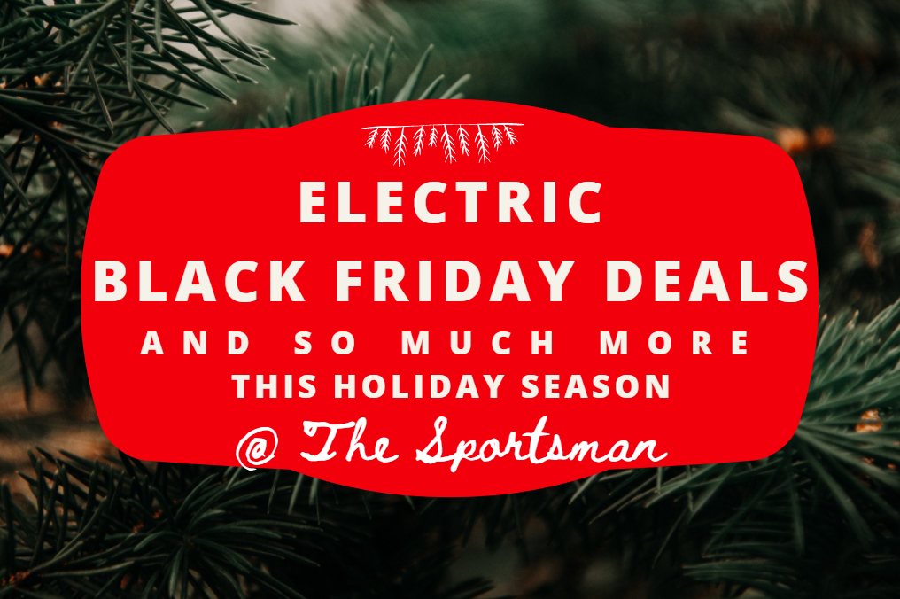 Electric Black Friday Banner