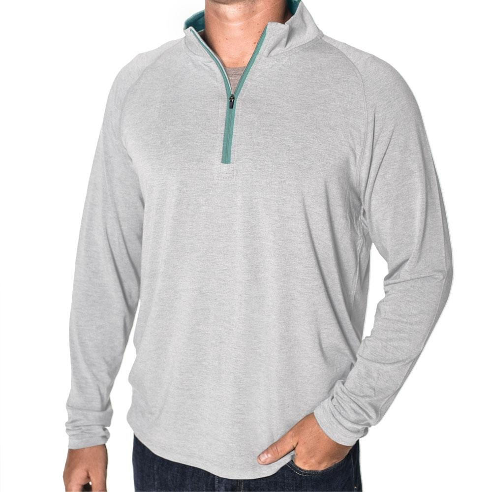 Free Fly Men's Bamboo Flex Quarter Zip