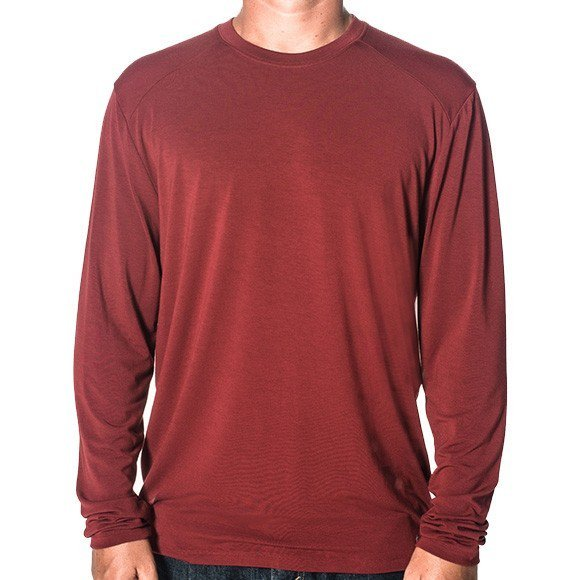 Free Fly Mens Midweight Long Sleeve