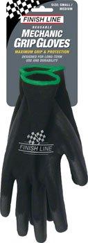 Finish Line Mechanic's Grip Gloves