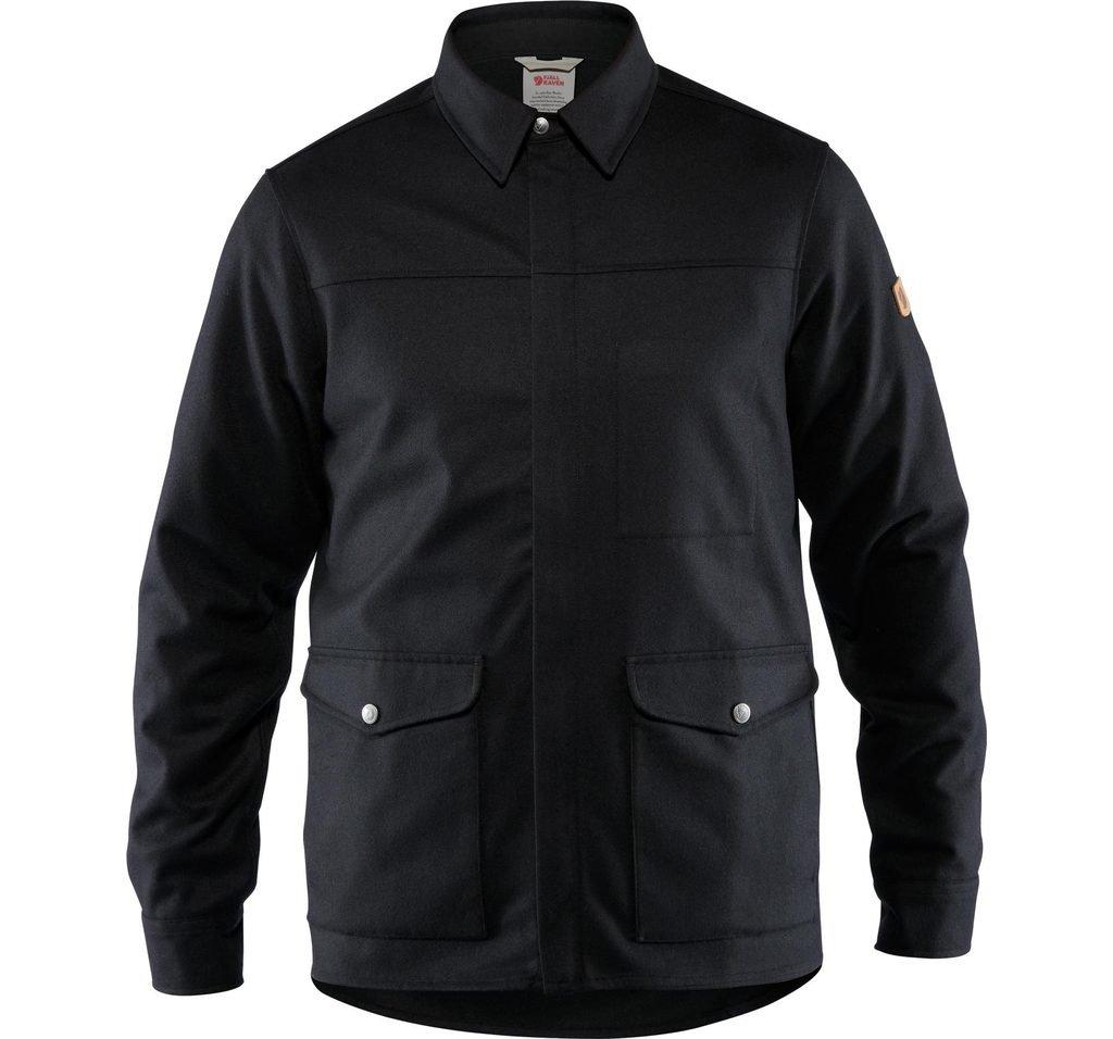 Fjallraven Men's Greenland Re-Wool Shirt Jacket