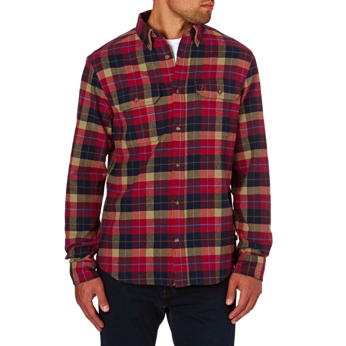 Fjall Raven Men's Singi Flannel Shirt