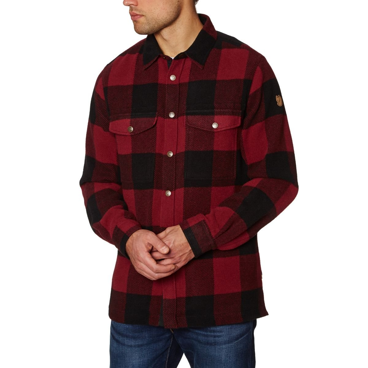 5dc29acf60a Check It Out. Fjallraven Mens Canada Shirt
