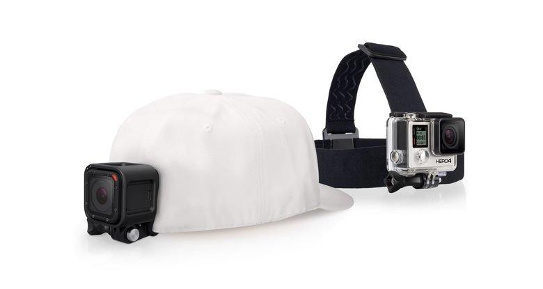 GoPro Head Strap amd Quick Clip