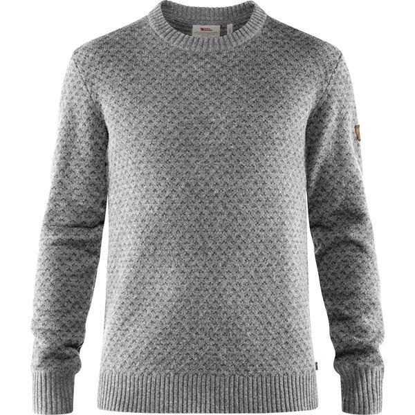 Fjallraven Men's Ovik V-neck Sweater