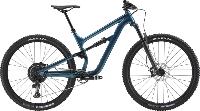 Cannondale Men's Habit 4 Mountain Bike