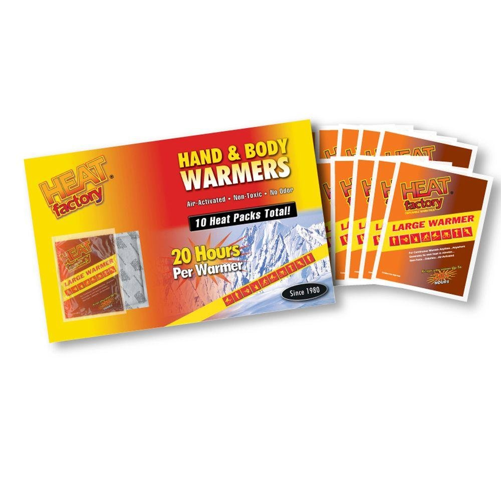 Heat Factory Large Hand Warmers