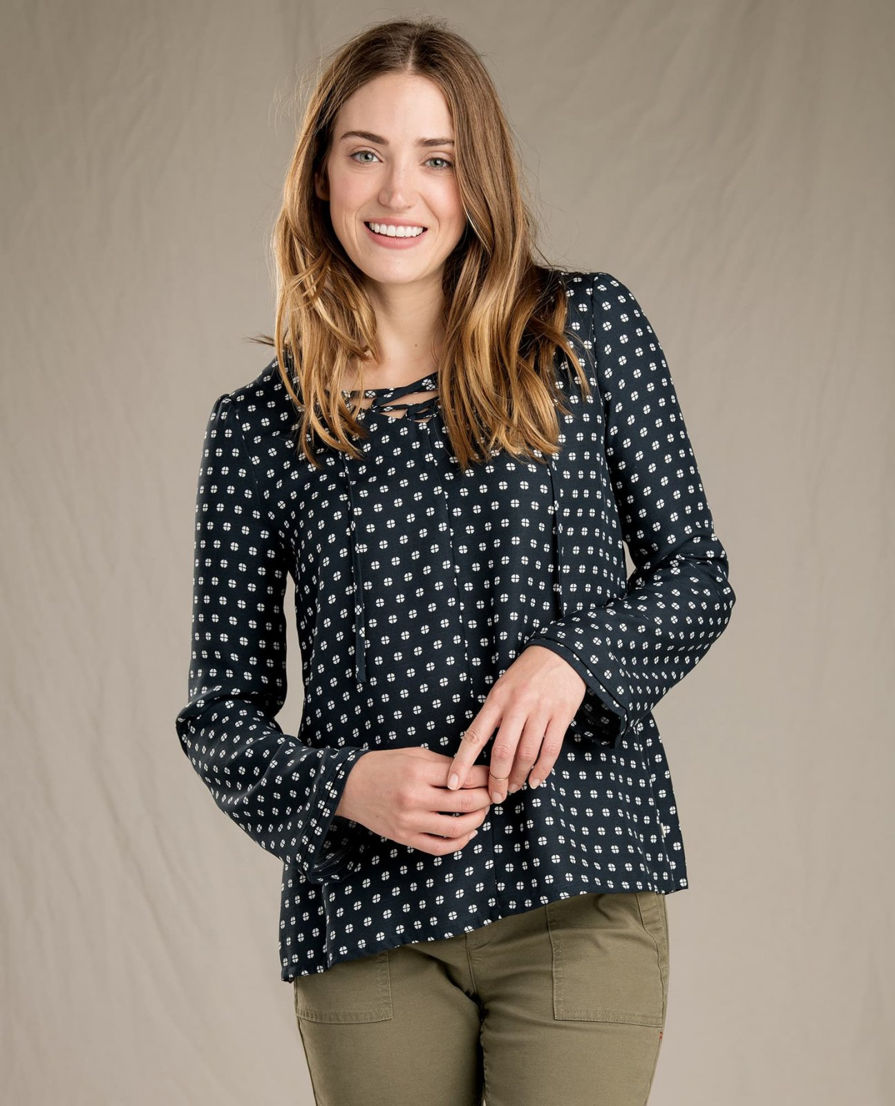 Toad & Co Women's Hillrose LS Shirt