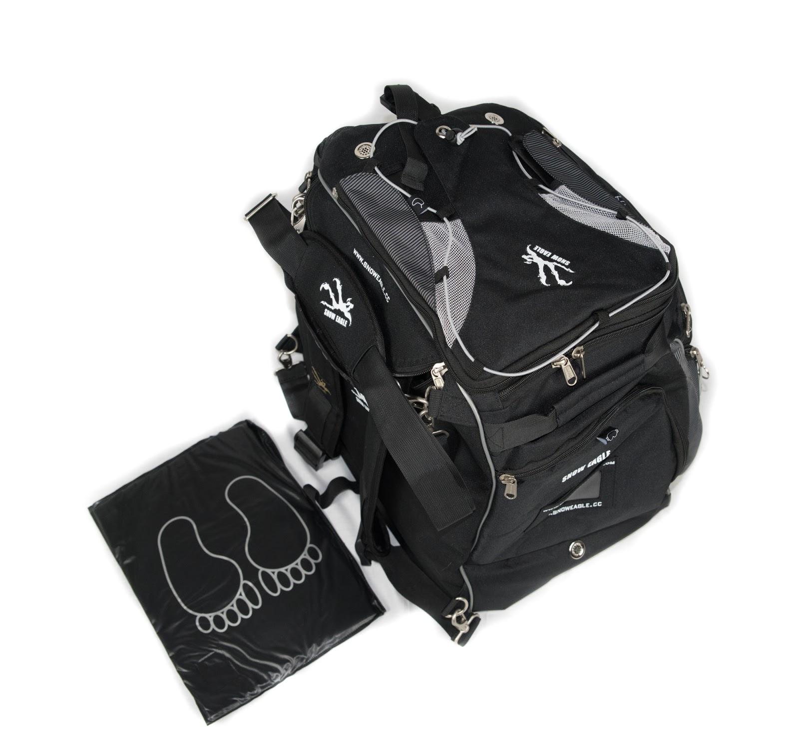 Mountain Peak Hot Gear Bag