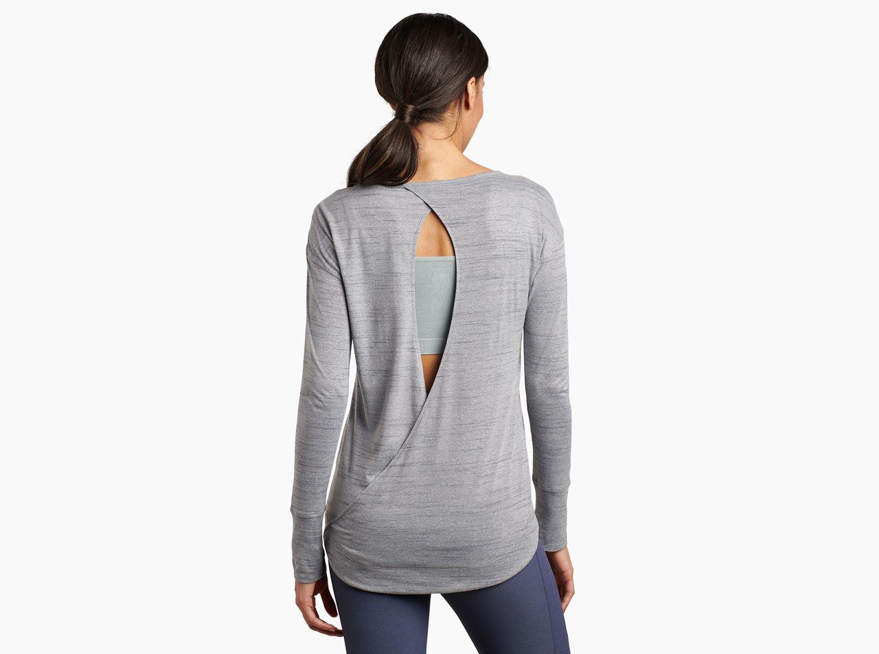 Kuhl Womens Intent Krossback Long Sleeve Shirt