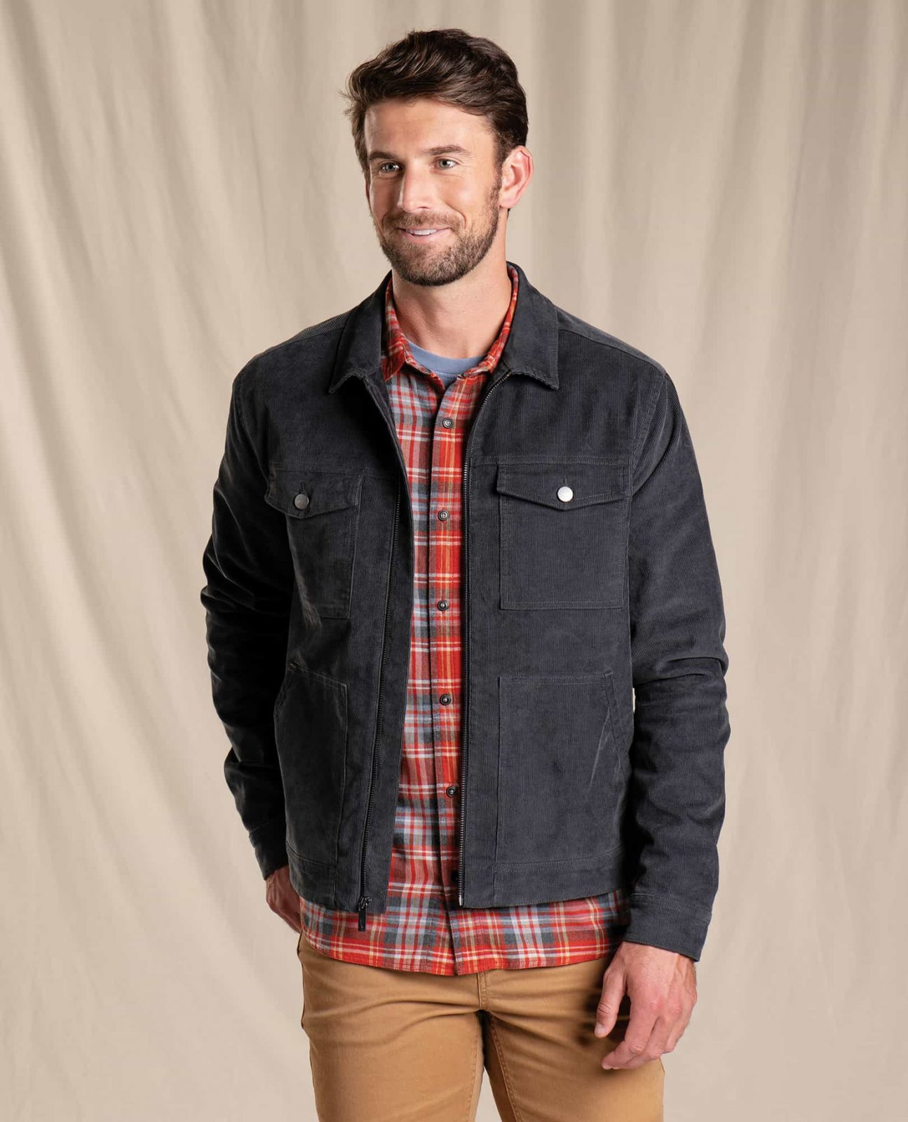 Toad&Co. Jet cord jacket