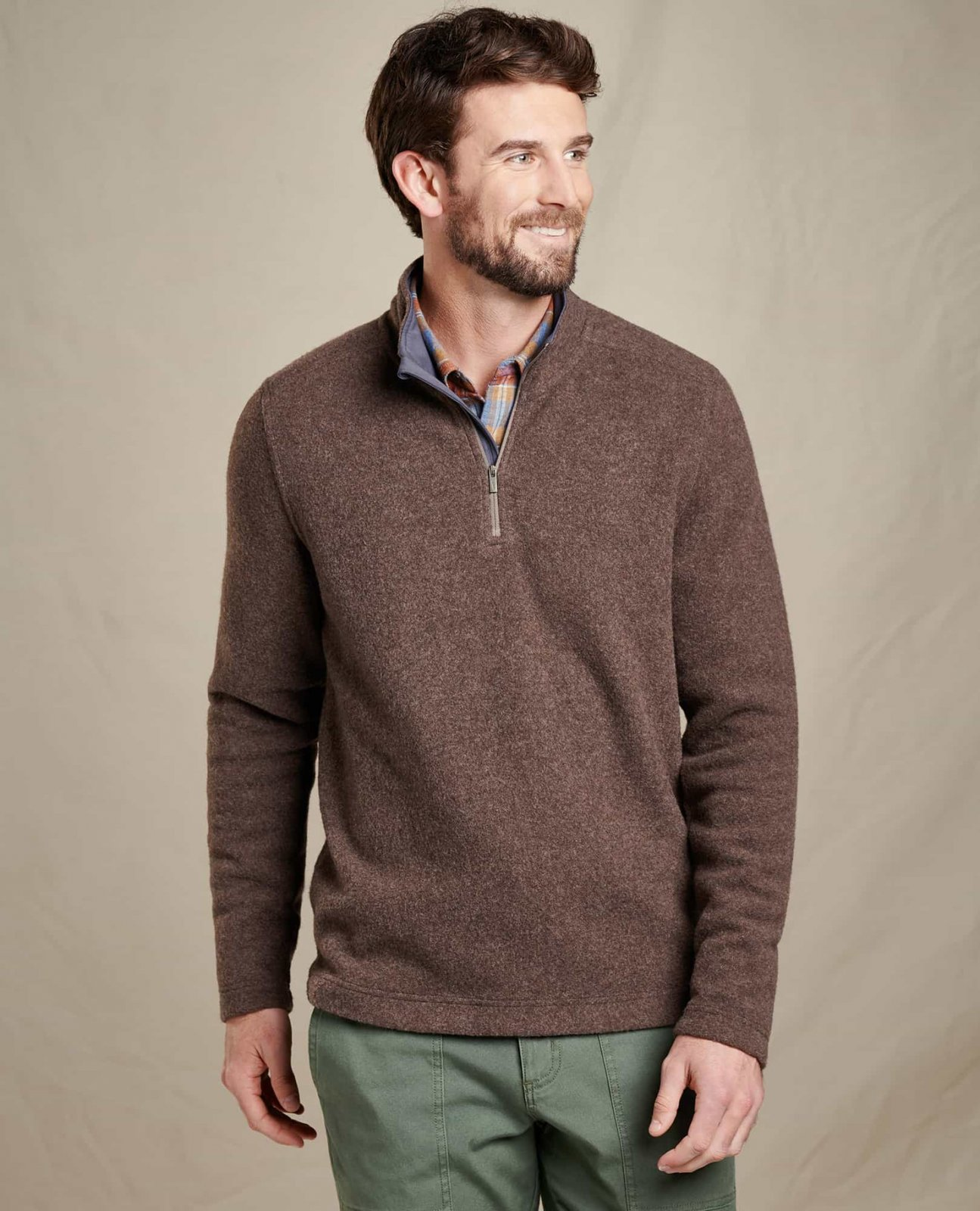 Toad & Co Kennicott 1/4 Zip